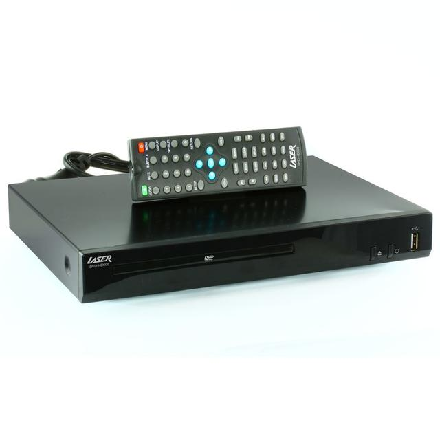 DVD Player HDMI  Composite & USB