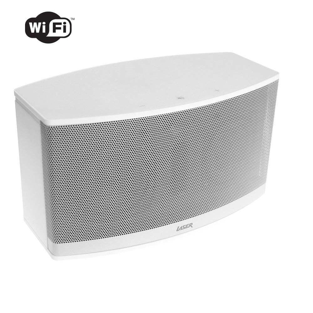 Wi-Fi Multi Room Speaker Q10 WHITE