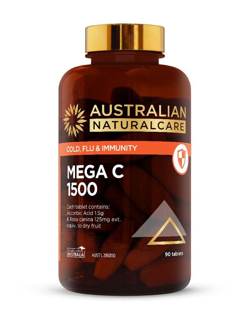 Mega C 1500 90 Tabs
