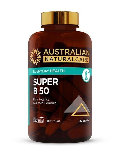Super B 50 120 Tabs