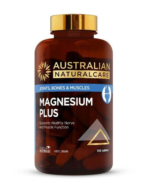 Magnesium Plus 100 Tabs