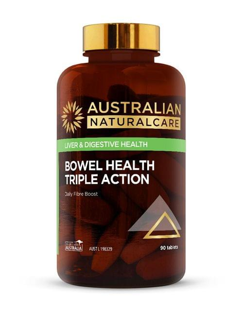 Bowel Health Triple Action 90 Tabs