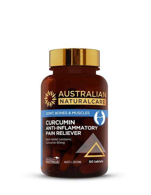 Curcumin Anti-Inflammatory Pain Reliever 60 Tabs