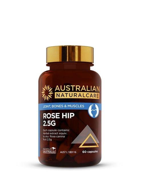 Rose Hip 2.5g 60 Caps