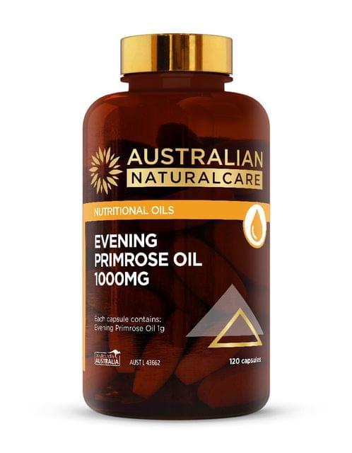 Evening Primrose Oil 1000mg 120 Caps