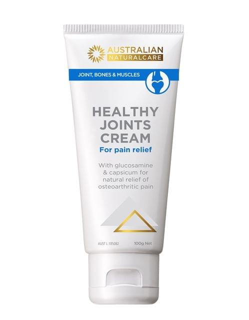 Healthy Joints Cream for Pain Relief 100g