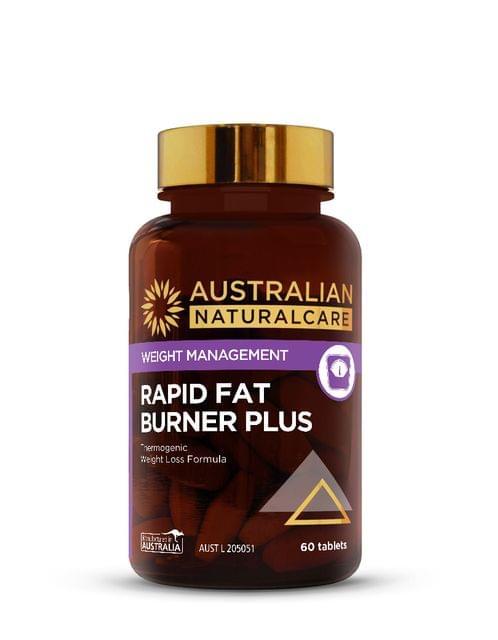 Rapid Fat Burner Plus 60 Tabs