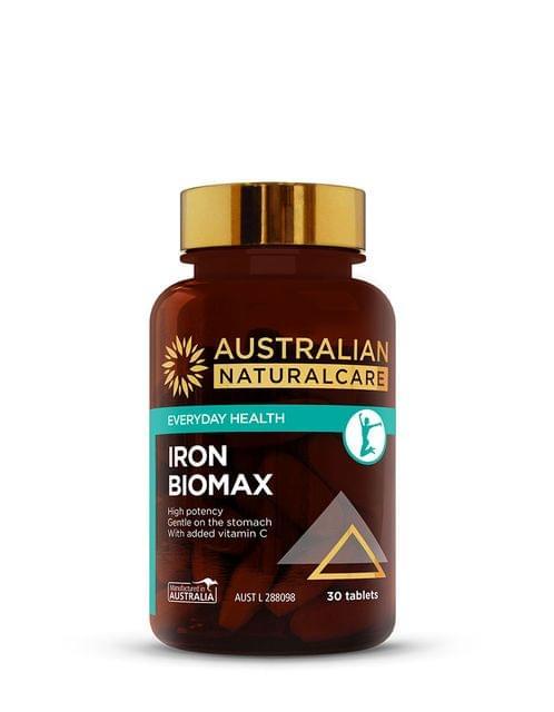 Iron BioMAX 30 tabs