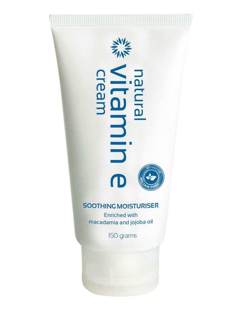 Australian NaturalCare Vitamin E Cream 150g tube