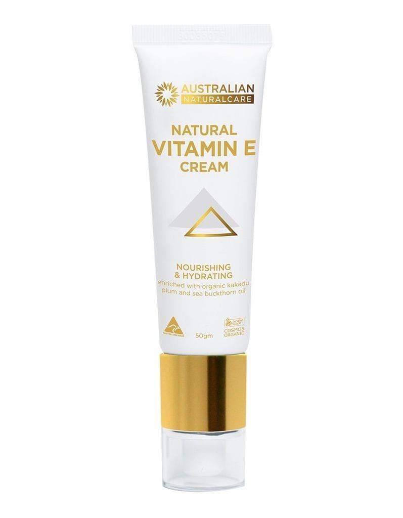 Australian NaturalCare Natural Vitamin E Cream 50 gm