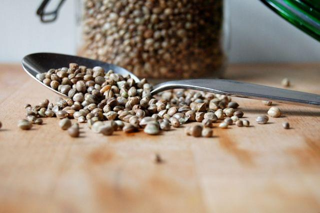 Roasted Hemp Seeds