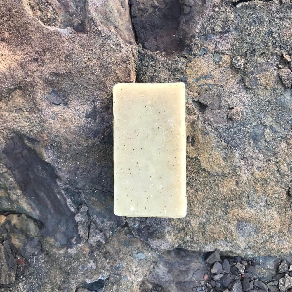 Hemp Seed & Sandalwood Soap Bar