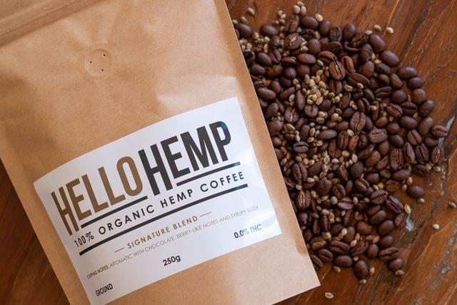 Hemp Coffee - Signature Blend