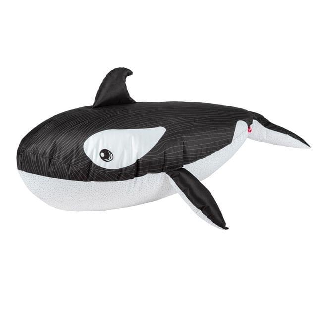 'Woouf Bean Bag - Orca'