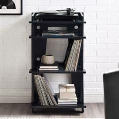 'Crosley SOHO Turntable Stand - Black'