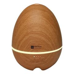 Milano Decor - Ultrasonic Aroma Diffuser- Dino Egg - Light Wood