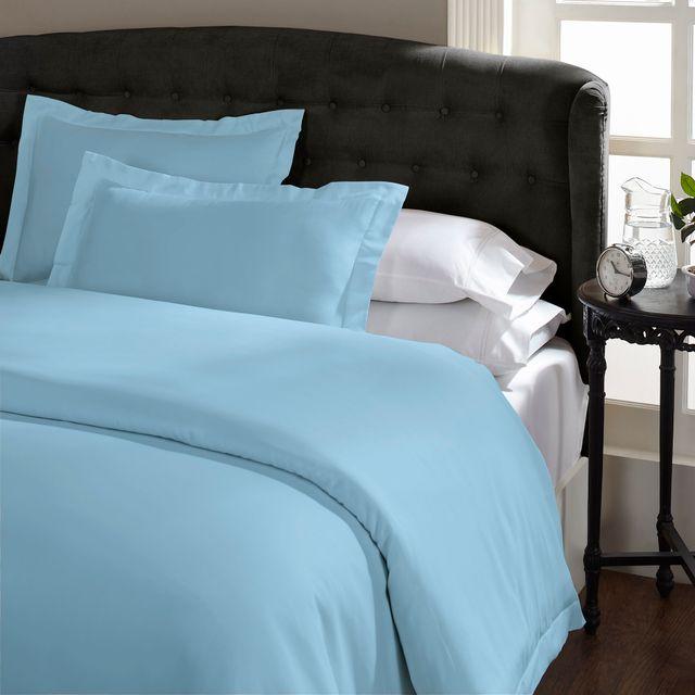 Royal Comfort 1500 Thread count Cotton Blend Quilt cover sets Queen Indigo