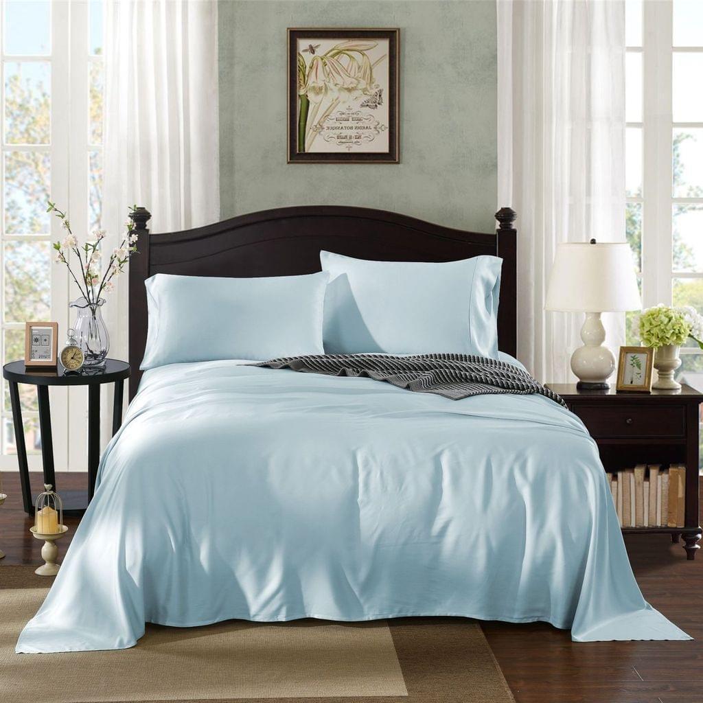Mega Queen Royal Comfort No Sweat 1000TC 100%  Natural Bamboo sheets