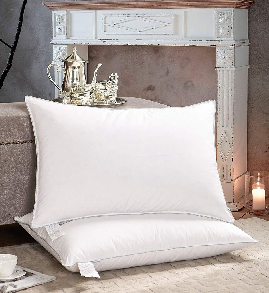 Renee Taylor FeatherLite Pillow Twin Pack