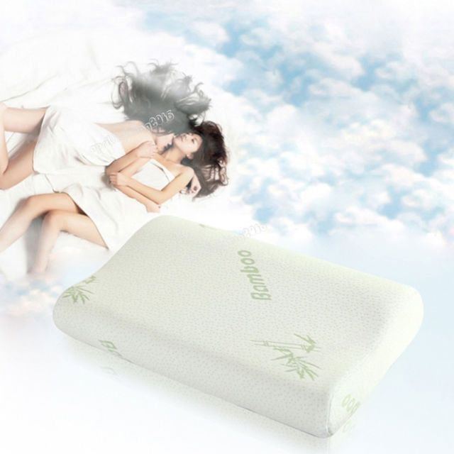 Deluxe Bamboo Memory Foam Pillow