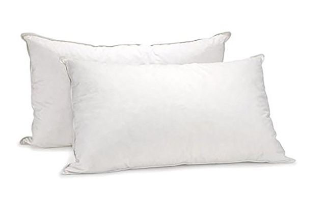 Duck Feather and Down Pillows (Twin Pack)