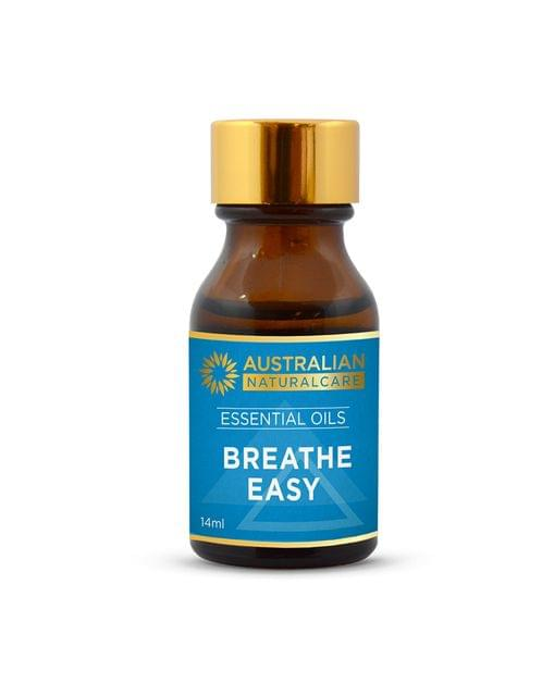 Australian NaturalCare Essential Oils Breathe Easy