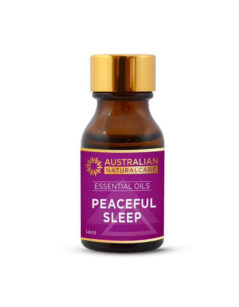 Australian NaturalCare Essential Oils Peaceful Sleep