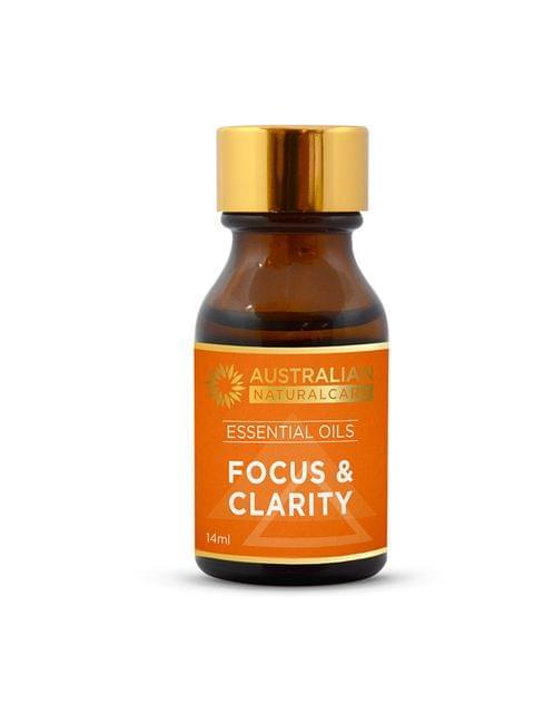 Australian NaturalCare Essential Oils Focus & Clarity