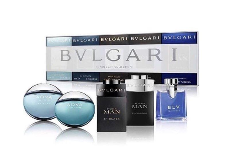 bvlgari mini men 5pc (5ml)