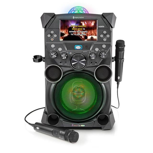Singing Machine Fiesta Karaoke System