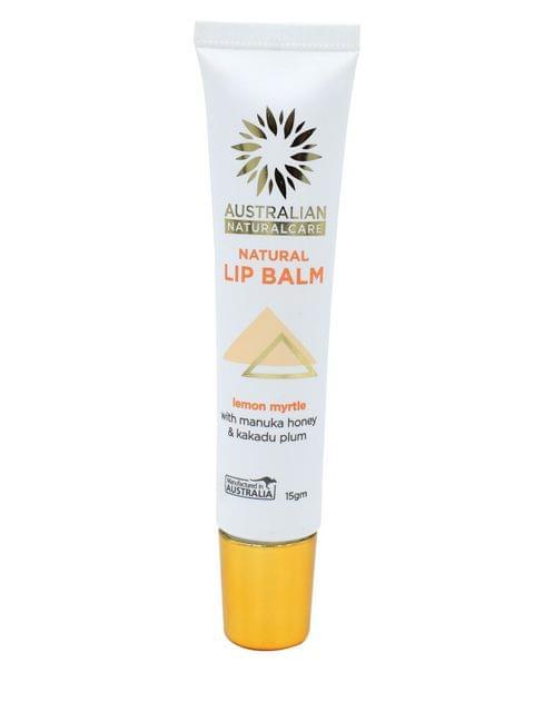 Australian NaturalCare Natural Lip Balm Lemon Myrtle
