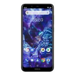 "Nokia 5.1 Plus 5.86"", 32GB - Black"