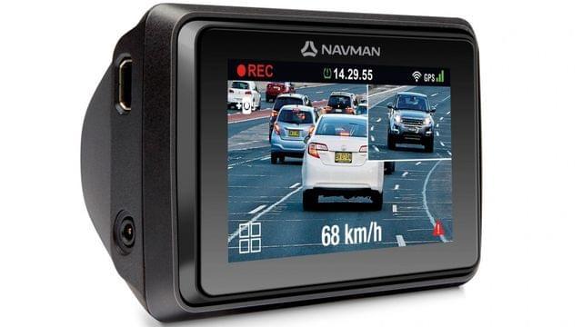 Navman MiVUE860DC Tyre 2.7-inch In-Car Camera
