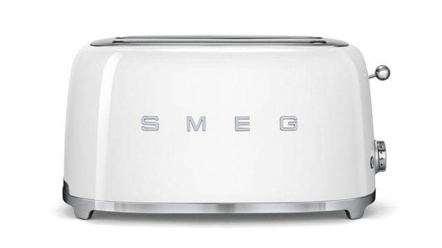 SMEG 50's Style 4 Slice Toaster - White