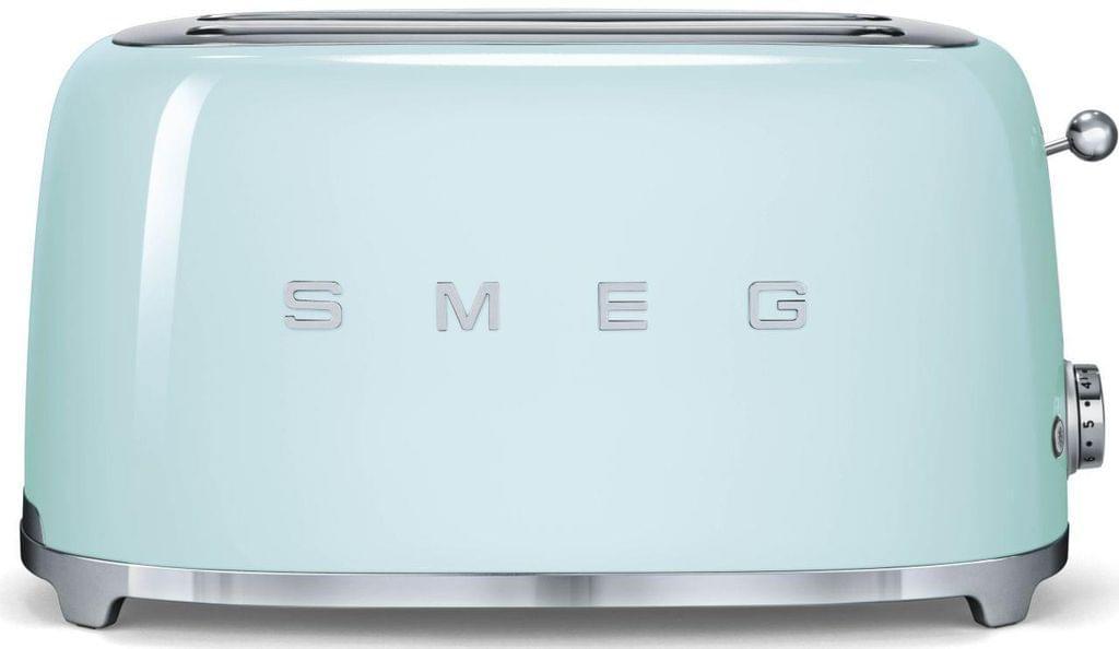 SMEG 50's Style 4 Slice Toaster - Pastel Green