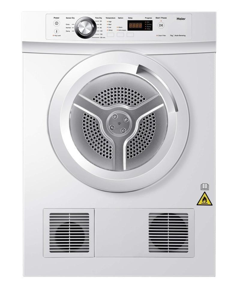 F&P 7Kg Front Load Vented Dryer