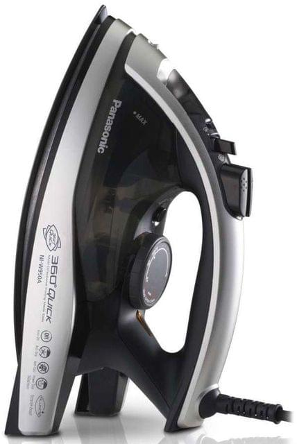 PANASONIC 360 Quick Steam Iron - Silver