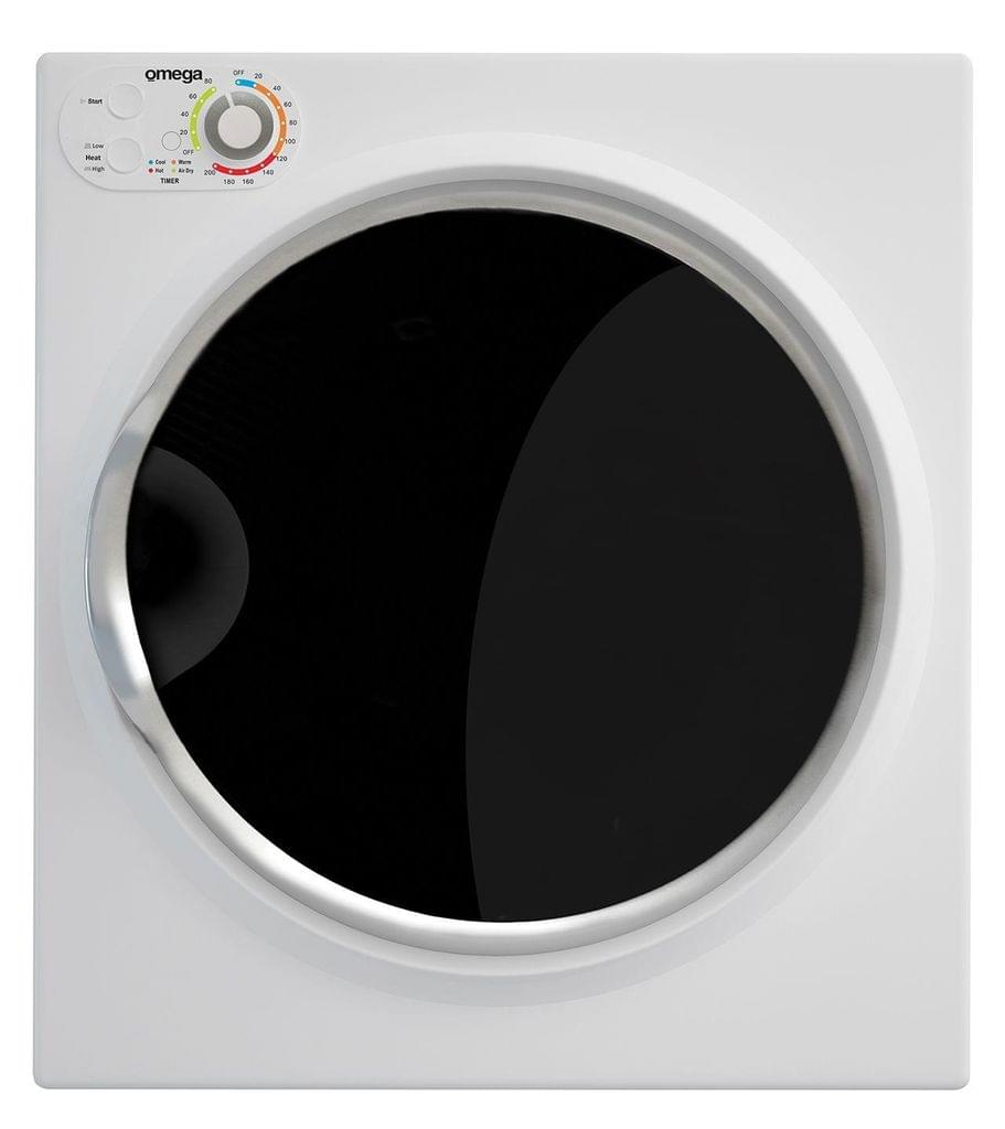 OMEGA 4.5Kg Wall Mounted Veneted Clothes Dryer