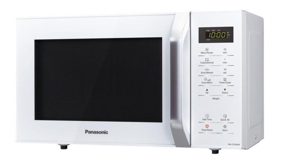 PANASONIC 25L Microwave Oven - White