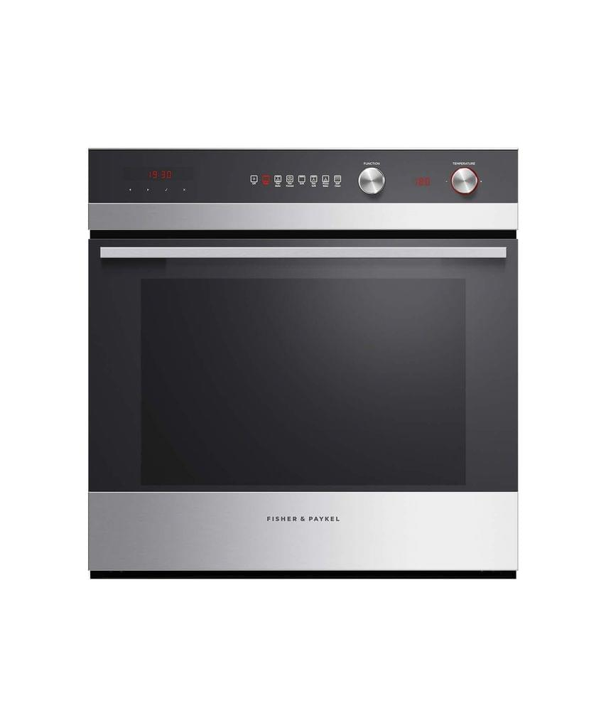 F&P 60cm Built-In Pyrolytic Oven 7 Function