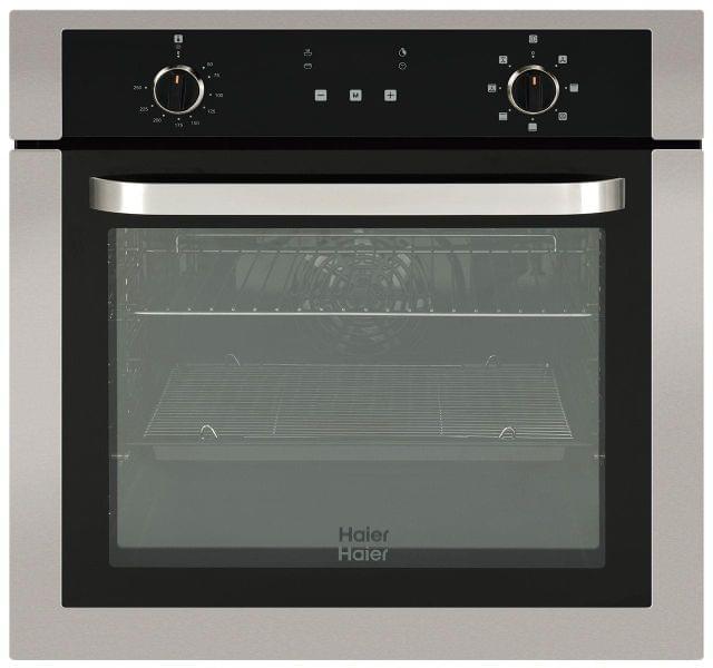 HAIER 60cm Built-In Oven w Digital Clock Manual Control