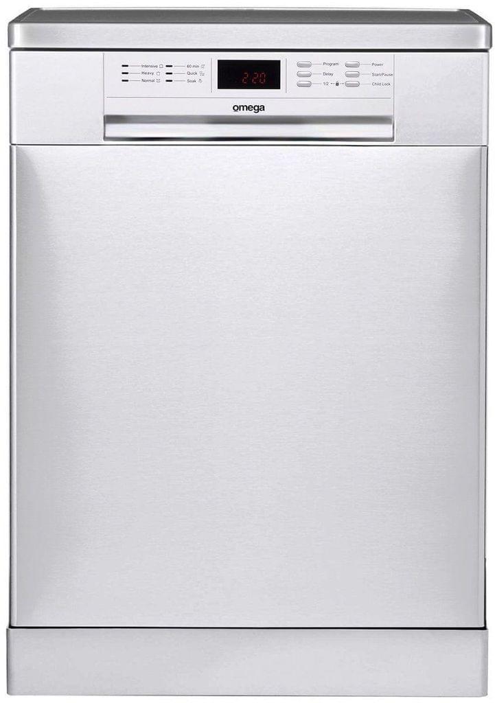 OMEGA 60cm Freestanding Dishwasher 4.5Star WELS SS