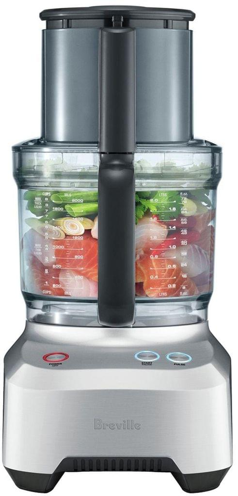 BREVILLE The Kitchen Wizz 11 Plus Food Processor - Stainless Steel