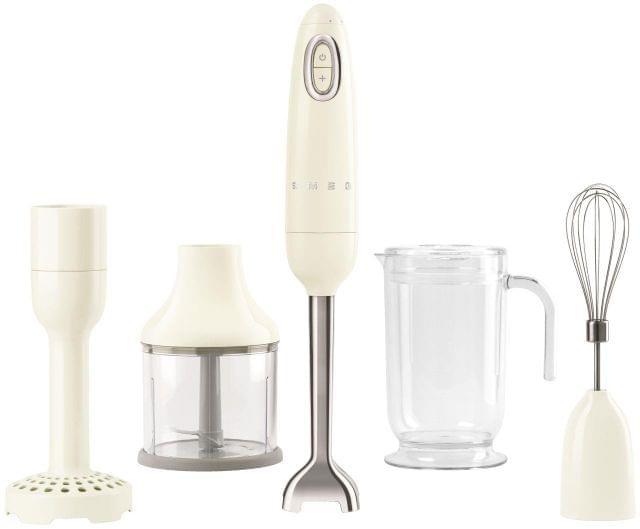 SMEG 50's Style Stick Mixer - Cream