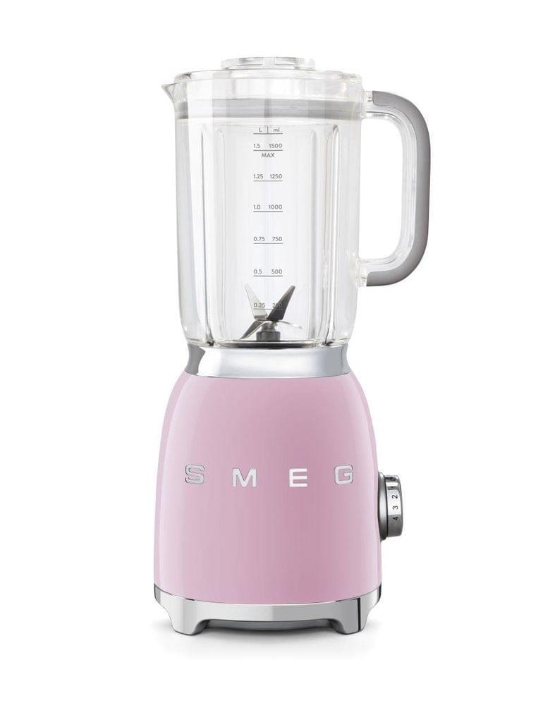 SMEG 1.5L 50's Style Blender - Pink