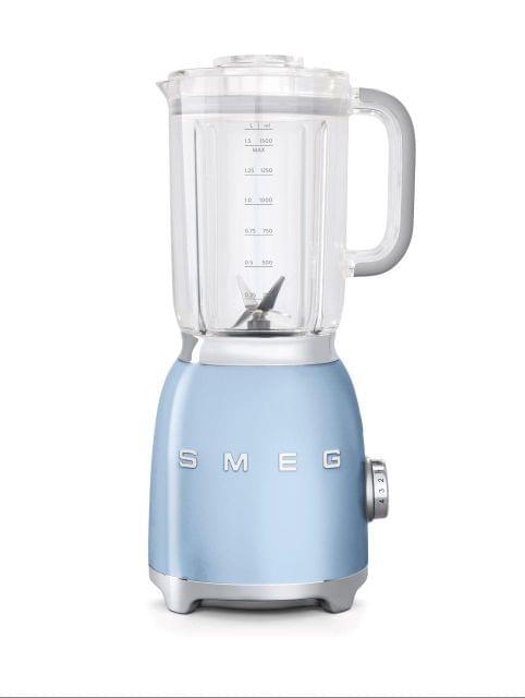 SMEG 1.5L 50's Style Blender - Pale Blue