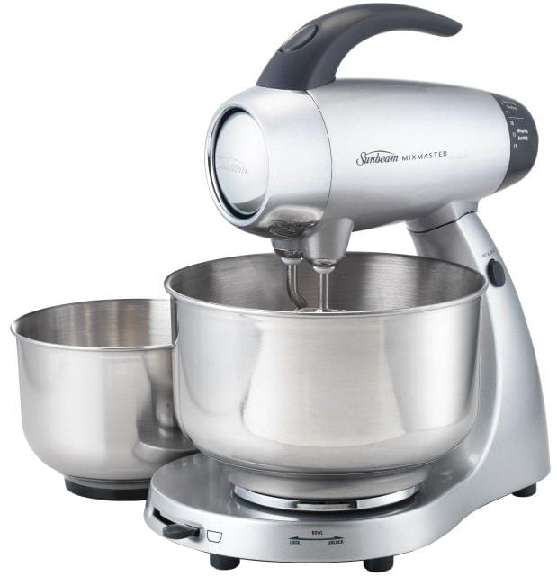 SUNBEAM Mixmaster Classic Electric Mixer - Stainless Steel