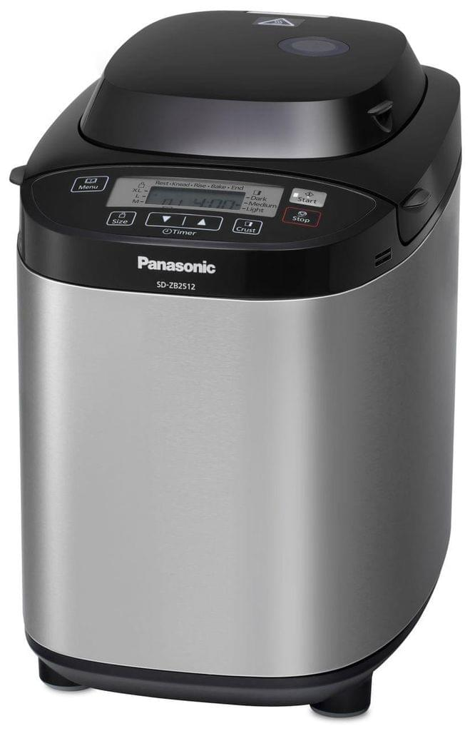 PANASONIC Automatic Bread Maker - Stainless Steel