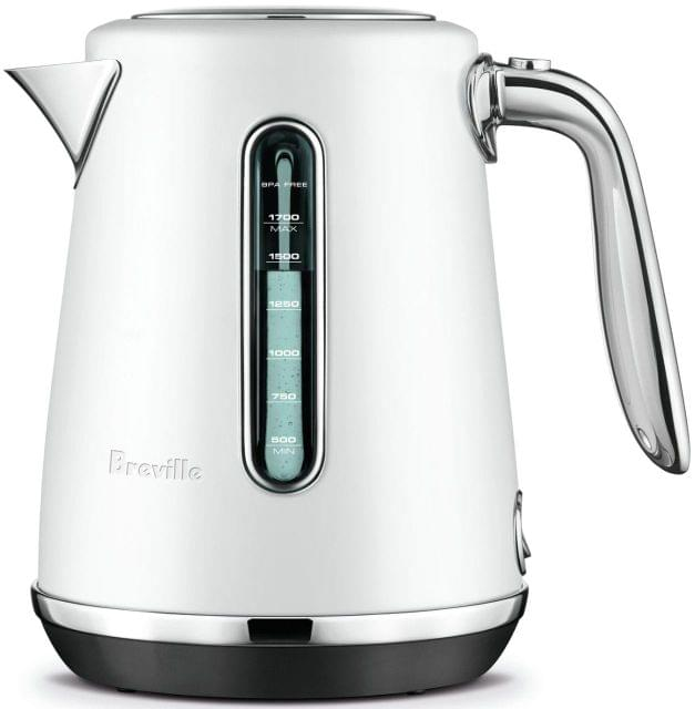 BREVILLE The Soft Top Luxe Kettle - Sea Salt