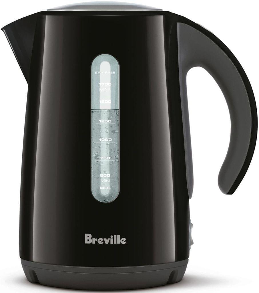 BREVILLE The Soft Top Kettle - Black Sesame